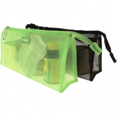 55023-S1/S2 Mesh Pouch & Mirrir Set